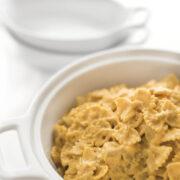 stovetop pumpkin mac and cheese