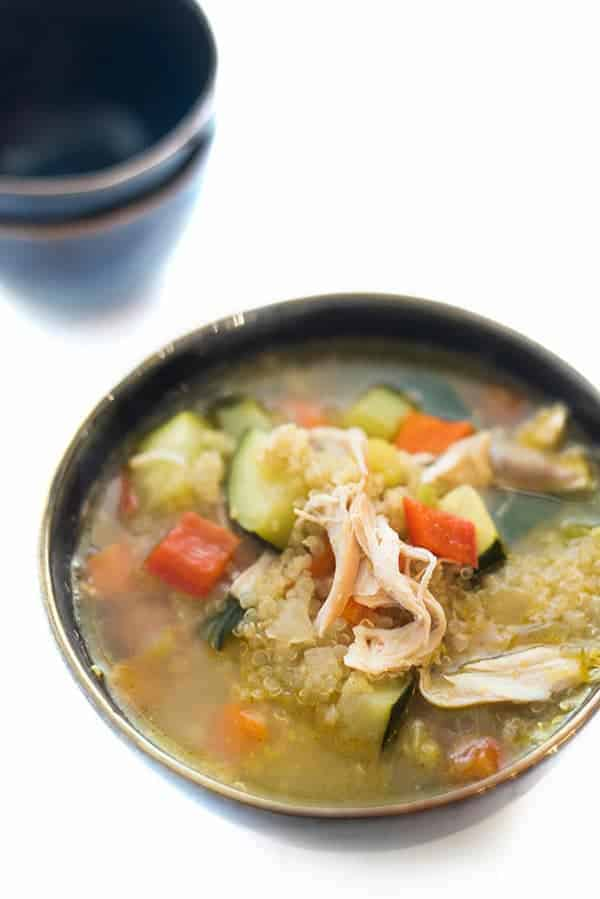 best homemade turkey soup recipes