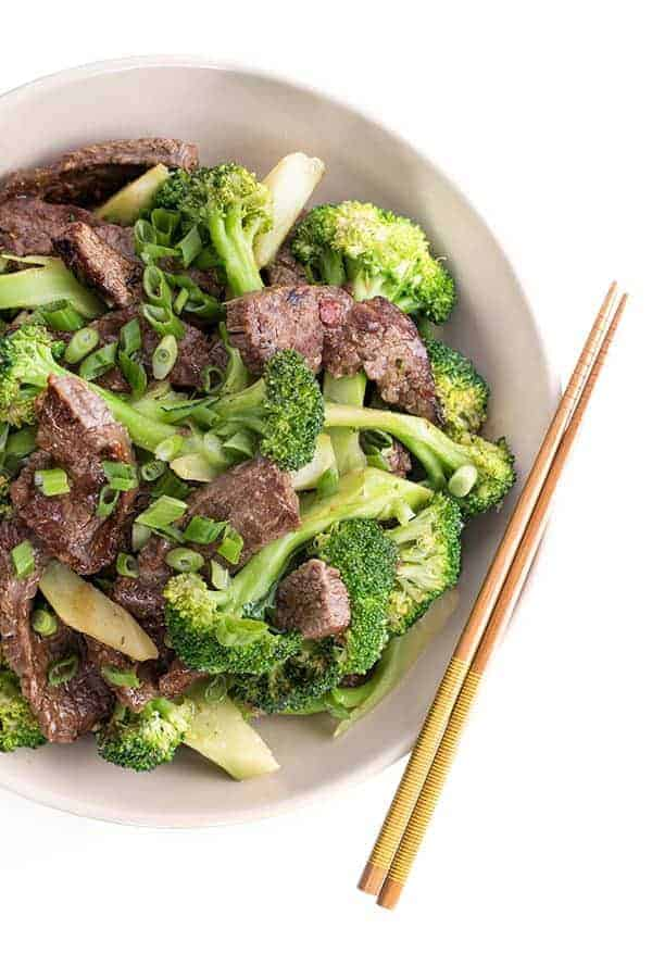 Beef and Broccoli Stir-Fry Recipe - a healthy Asian dinner