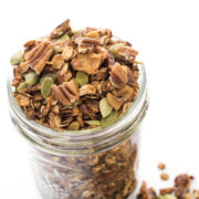 Protein Packed Granola