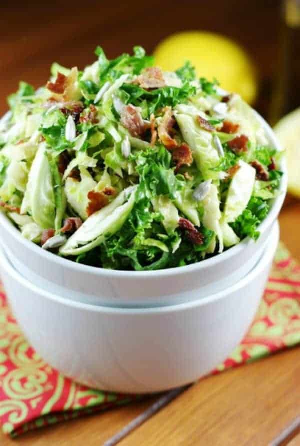 Brussels Sprouts Salad 1