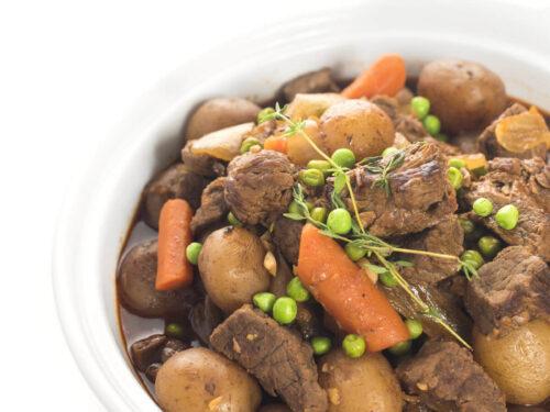 Slow Cooker Irish Beef Stew The Lemon Bowl