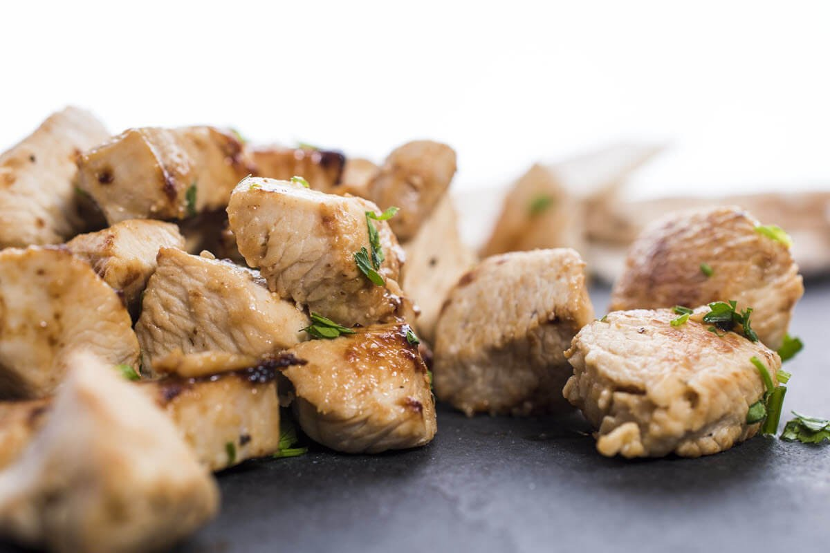 Lebanese Shish Tawook Chicken