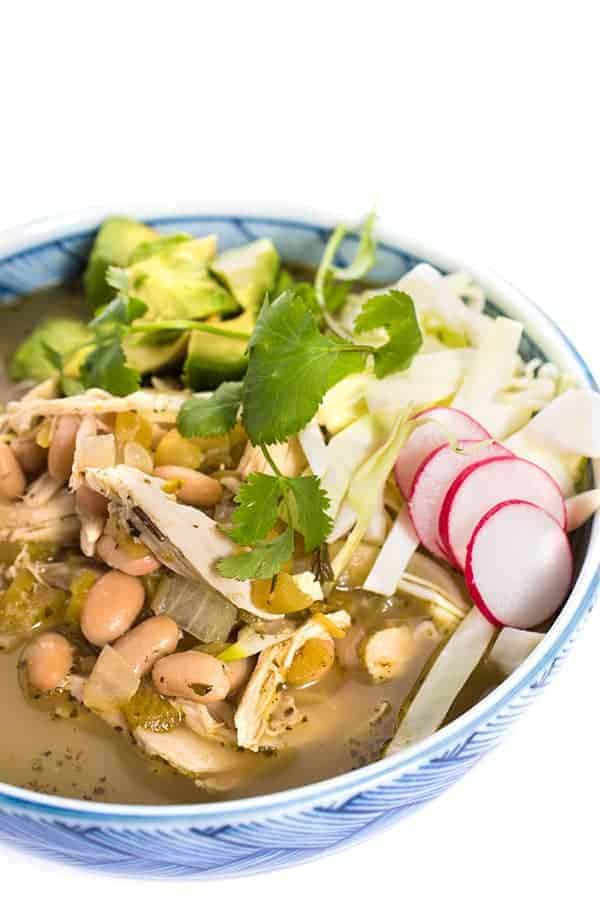 White Chicken Chili Soup Recipe