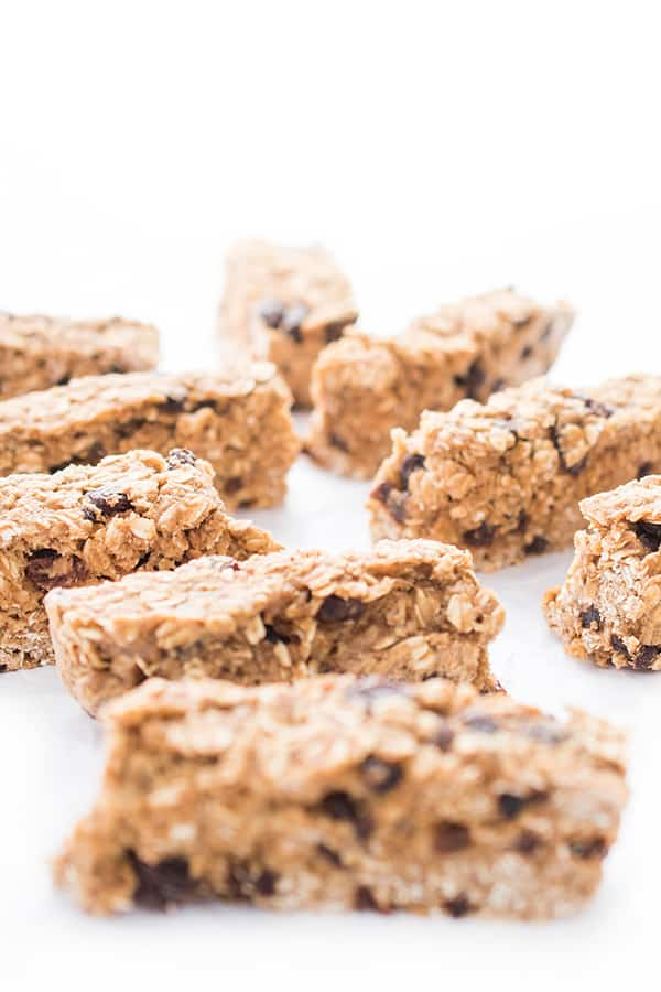 Homemade Nut Free Protein Bars