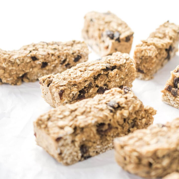 nut free chewy granola bars