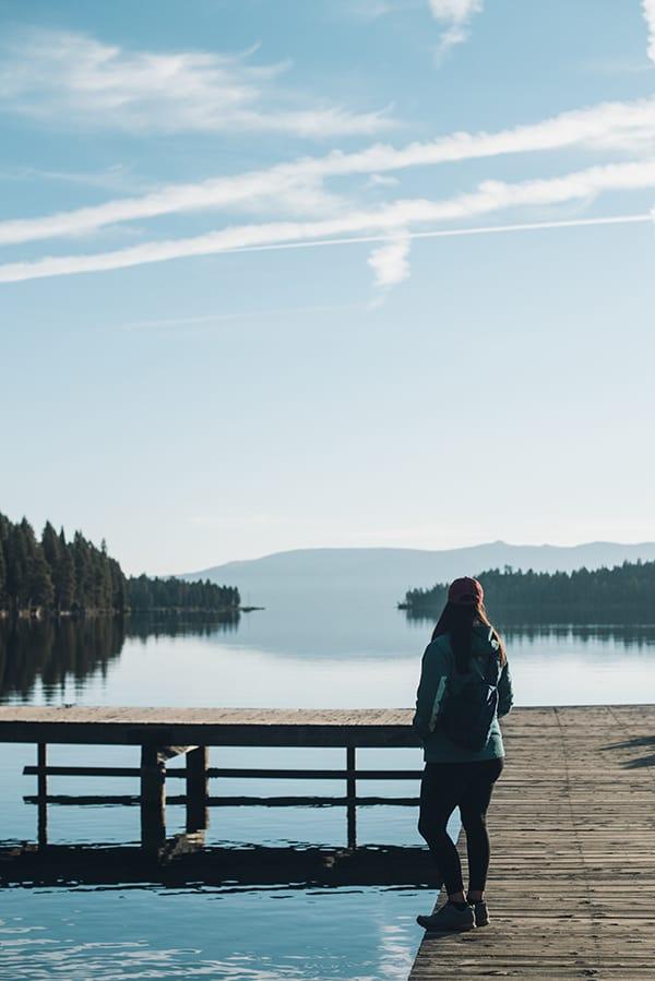 48 hours in Lake Tahoe