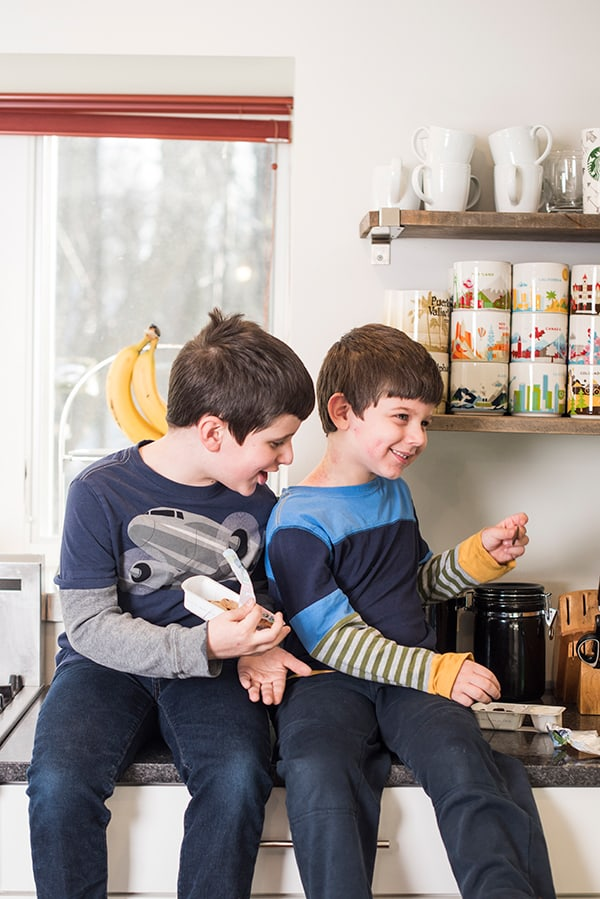 Healthy Kid-Friendly Snack Ideas
