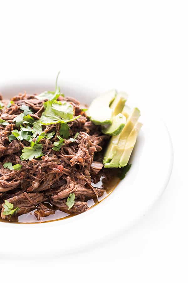 Slow Cooker Shredded Beef Easy Recipe