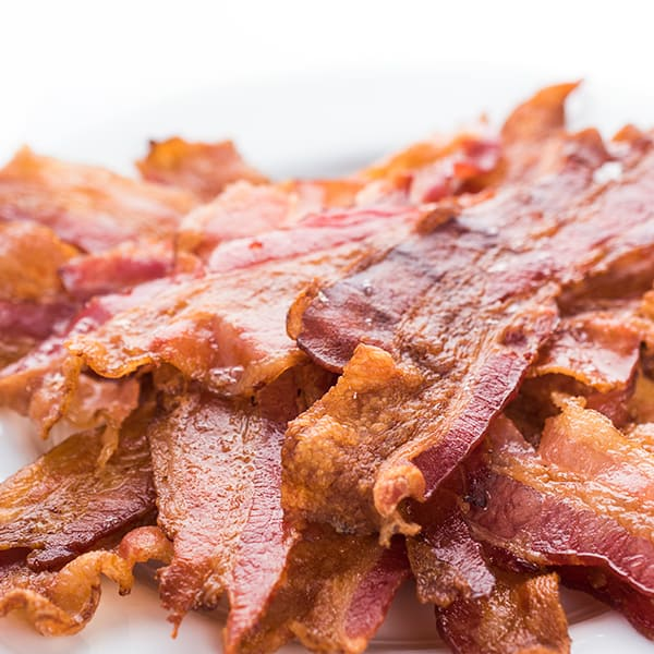 How to make really good crispy bacon in the oven baked