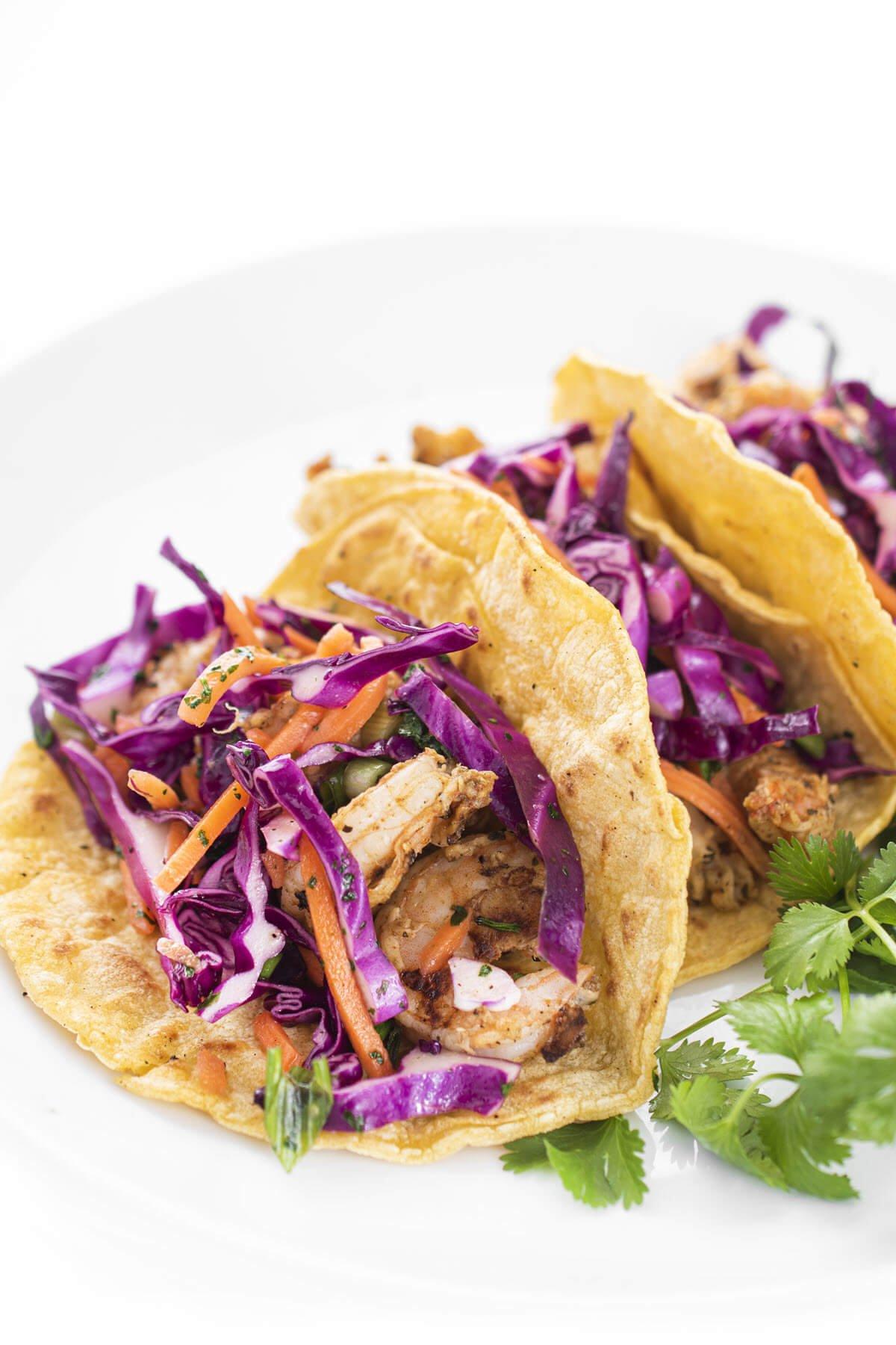 Grilled Shrimp Tacos Recipe