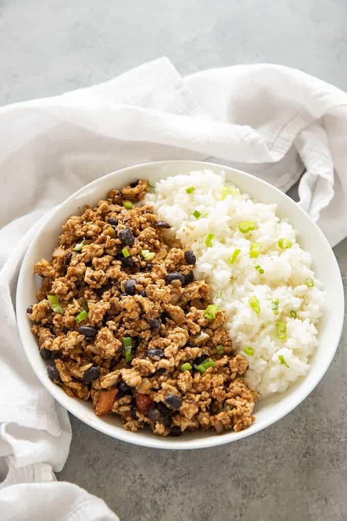 turkey ground taco meat tacos recipes recipe healthy easy rice salad eat flavor bowl fresh seasoning asian re check