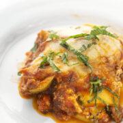 Cheesy Low Carb Lasagna