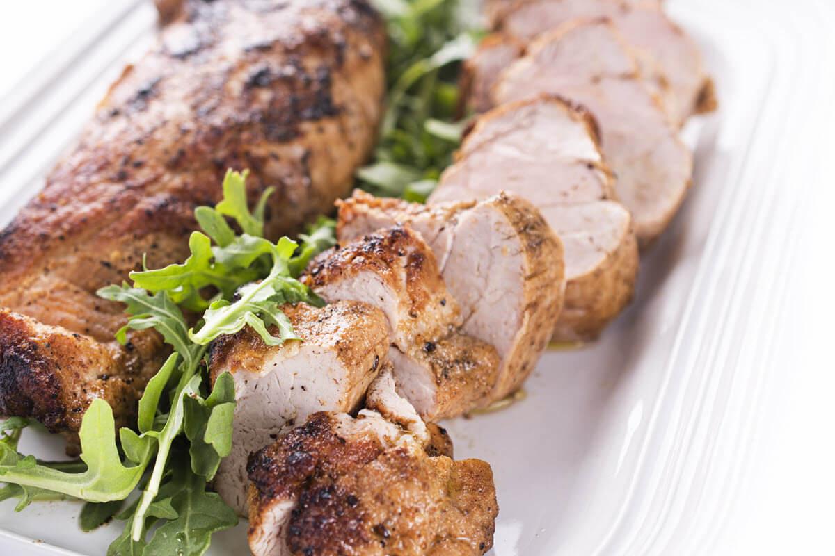 Easy Roast Pork Tenderloin