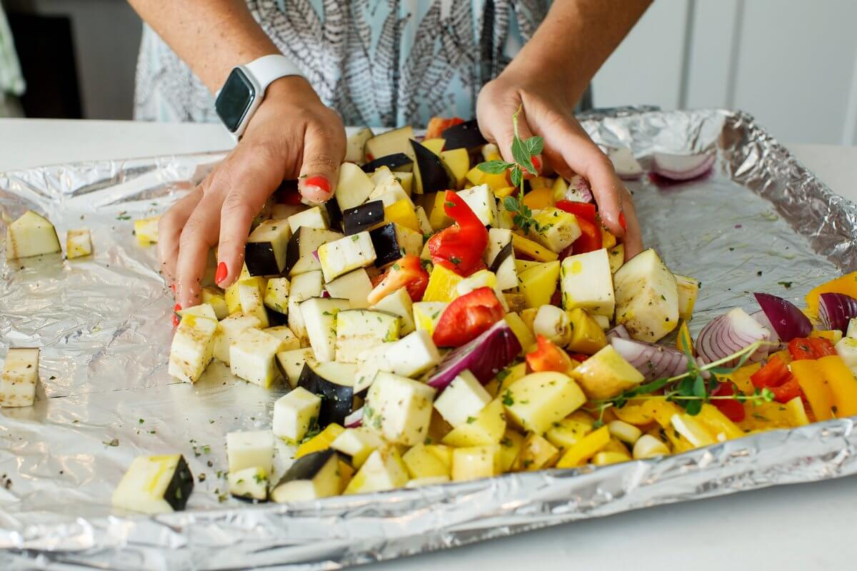 meal planning cost savings by using leftover veggies