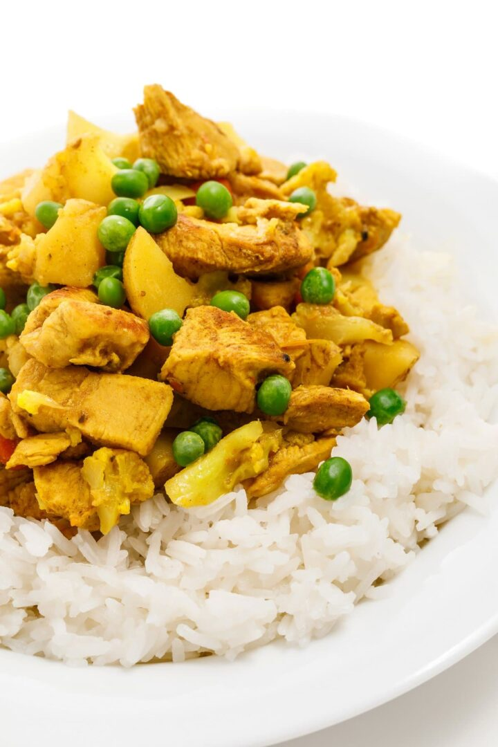 jamaican curry chicken  the lemon bowl®