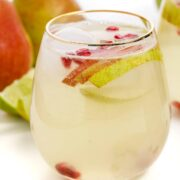 Harry and David Pear Moscow Mule Recipe