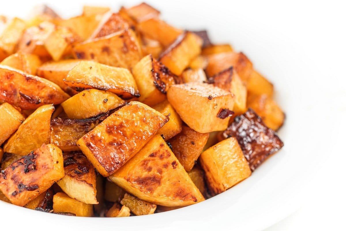 honey chipotle butternut squash