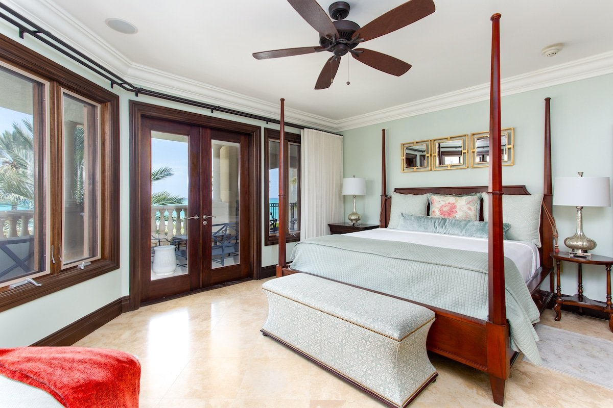 3 bedroom ocean view villa at the somerset on grace bay in turks and caicos