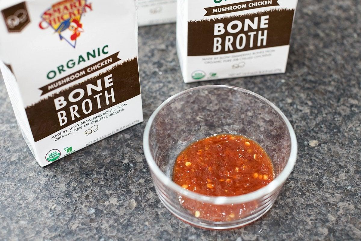 smart chicken bone broth